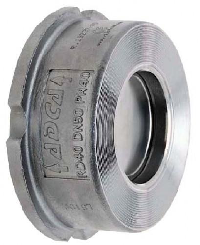 Клапан zetkama 302a dn 250 pn-16, ф/ф, поворотный
